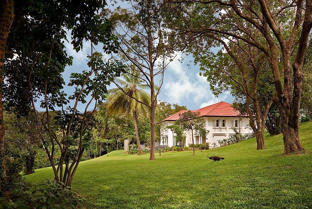 The Capella Hotel Singapore
