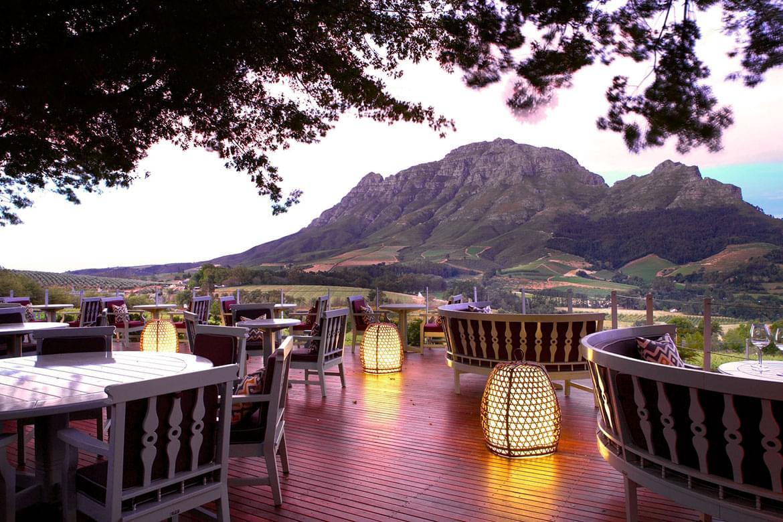 Delaire Graff Estate South Africa