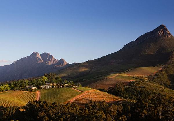 Delaire Graff Estate - South Africa