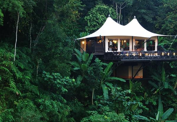 Four Seasons Tented Elephant Camp Chiang Rai