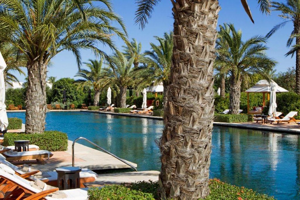 Finca Cortesin Hotel swimming pool
