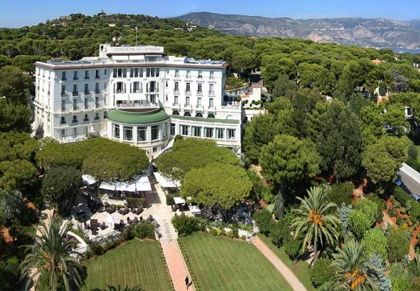 Four Seasons Grand Hotel Du Cap-Ferrat
