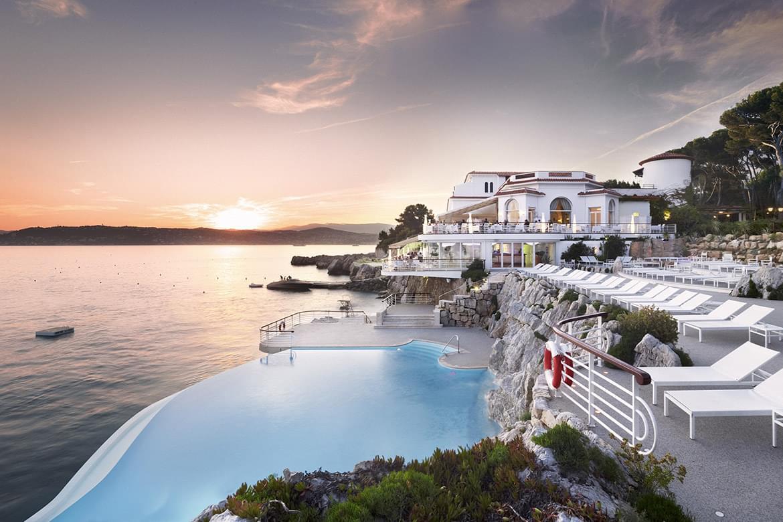 Hotel du Cap-Eden-Roc swimming pool