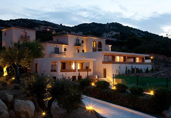 La Villa Spa Calvi