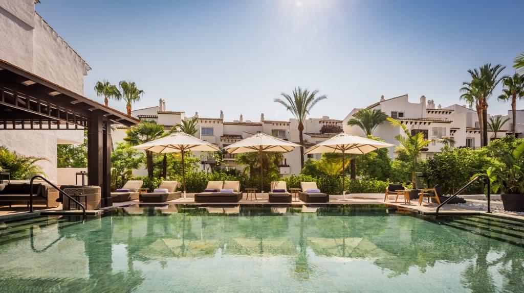 Nobu Marbella, Spain