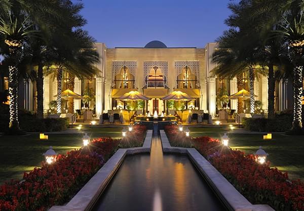 One&Only Royal Mirage, The Palace, Dubai Luxury Holidays