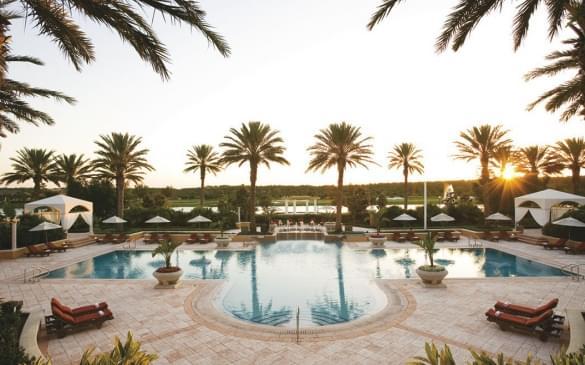 Ritz Carlton Grande Lakes Miami