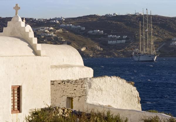Santa MARINA in Mykonos Luxury Holidays