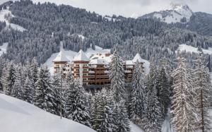 The Alpina Gstaad Switzerland