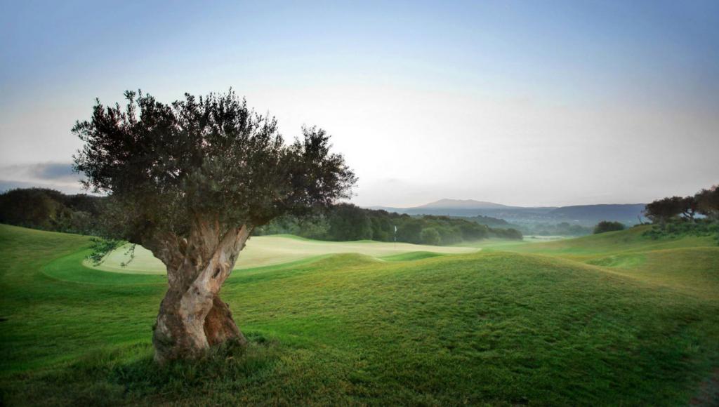 Romanos golf course