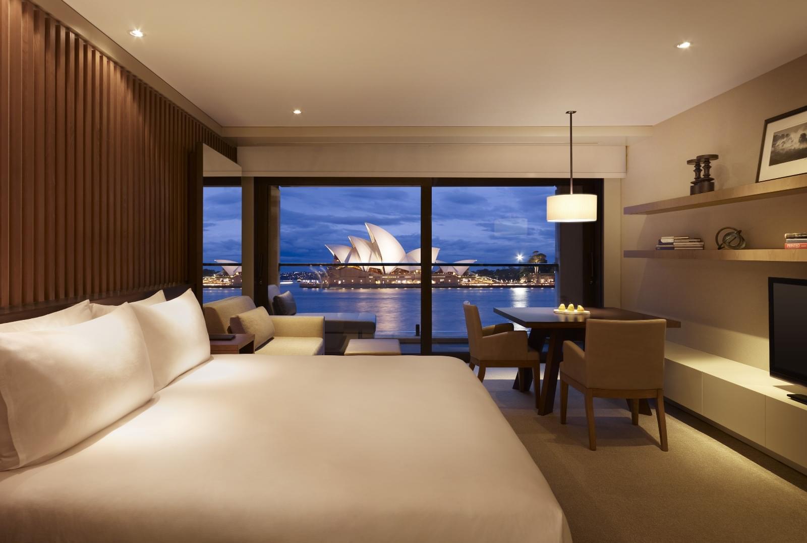 Park Hyatt Hotel Sydney