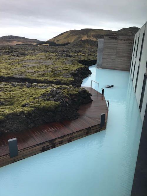 Blue lagoon iceland the retreat